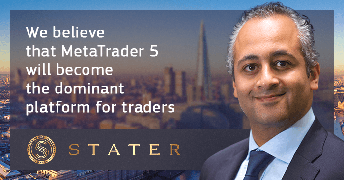 Ramy Soliman, CEO of Stater Global Markets