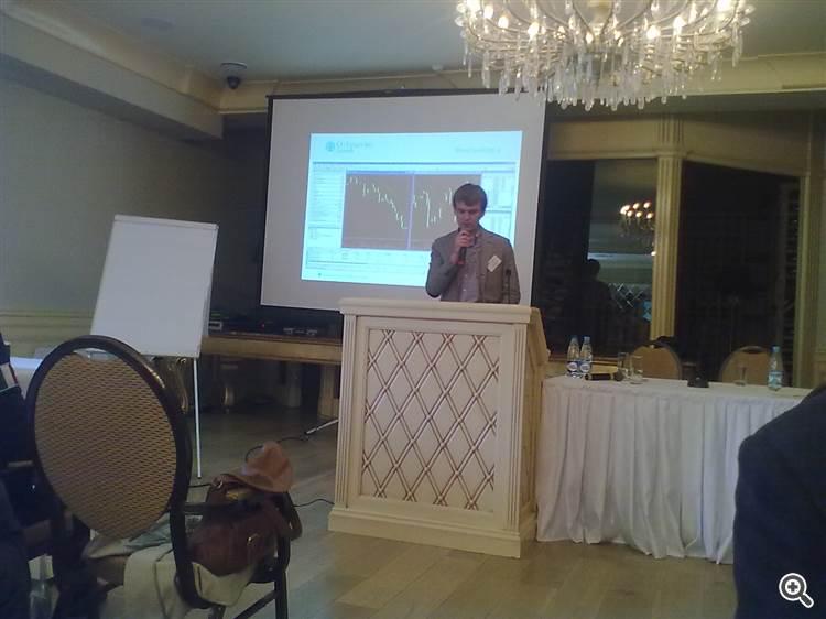 Александр Дубров    Победитель конкурса «Лучший частный инвестор 2012» в номинации «Лучший трейдер–стратег»