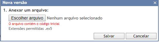 Error.