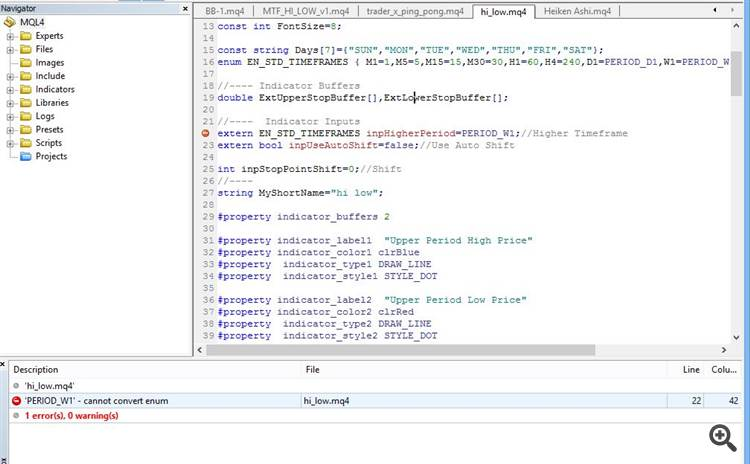 Help Me With Error Please Cannot Convert Enum Indices