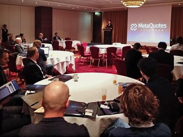 Варшавский семинар Преимущества торговой платформы MetaTrader 5 и шлюза MetaTrader 5 Gateway to WSE