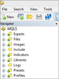 MQL5 Storage