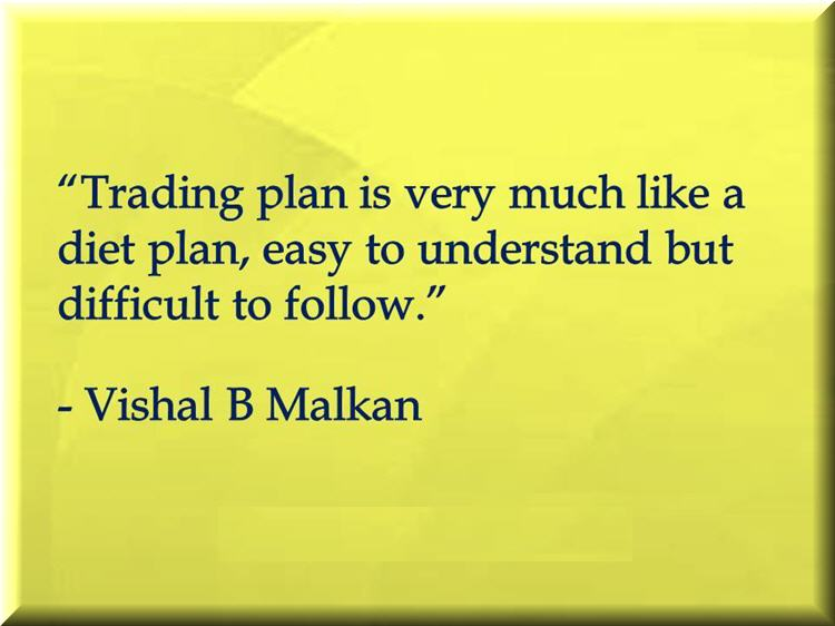 Words of Wisdom in Trading books