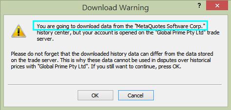 MT4 History data generation - MT4 - MQL4 and MetaTrader 4 - MQL4