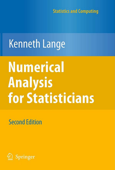 Numerical Analysis for Statisticians (Statistics and Computing)