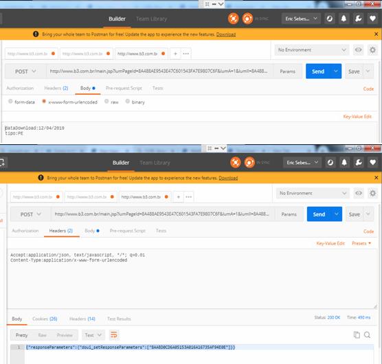 Send headers via WebRequest() - Drawdown - General - MQL5