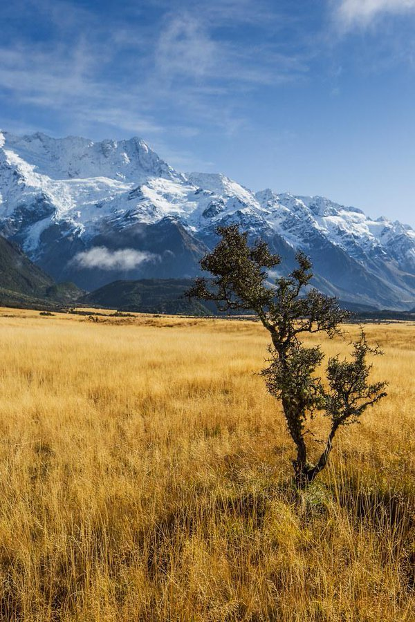 Aoraki / Mount Cook, New Zealand