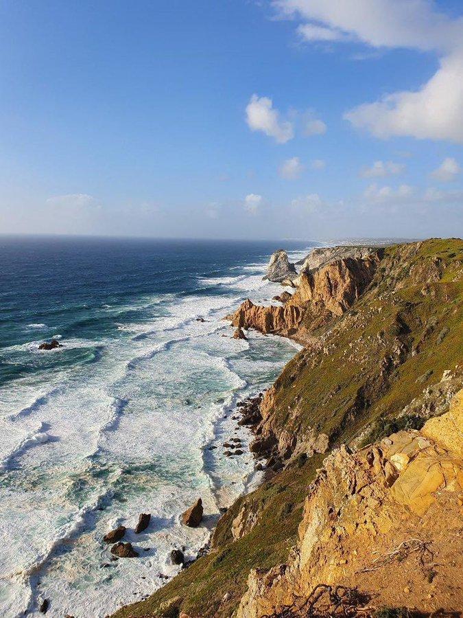 Coba de Roca, Portugal