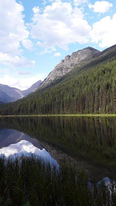 Lake Akokala, Glacier National Park, Montana, USA