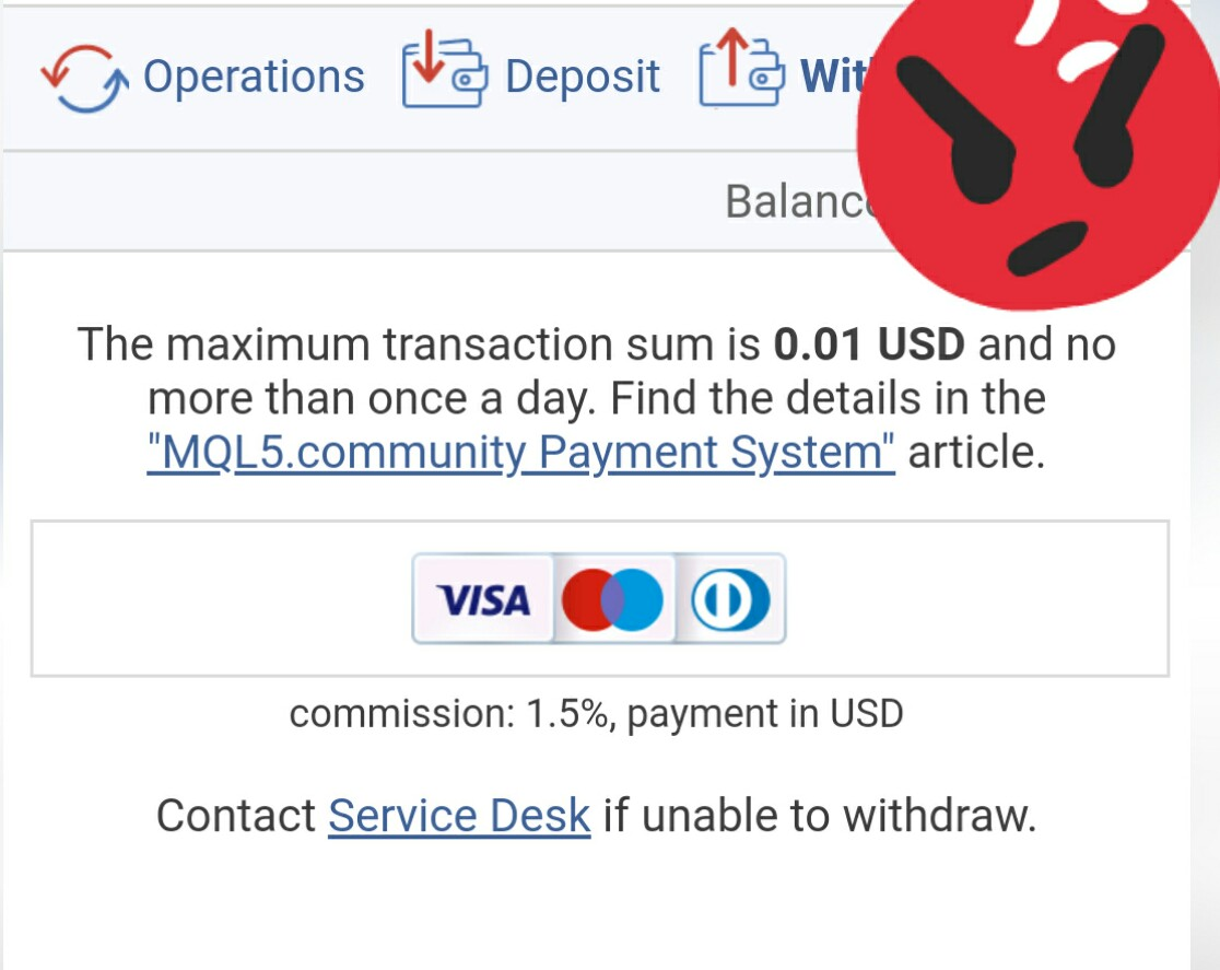 Enough Money Earned But Cant Make Withdrawal How To Making Money