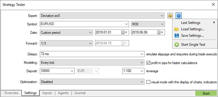 MetaTrader 5 build 2170: области видимости в MQL5 и глобальное обновление тестера стратегий