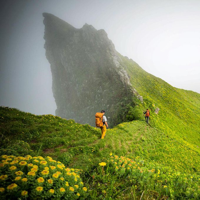 Hornstrandir, the northernmost peninsula of Iceland