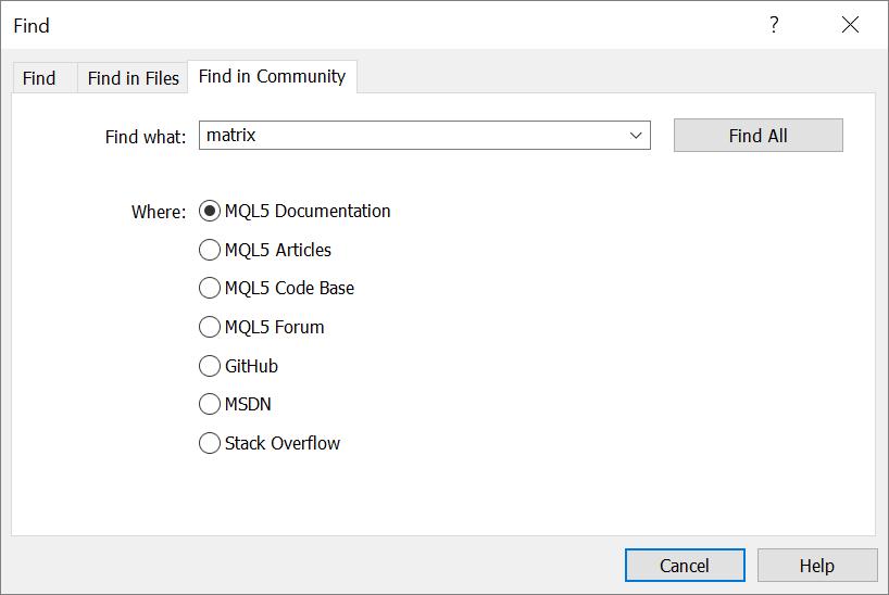 """MetaTrader 5 build 2450: Сервис """"Подписки"""", улучшения в интерфейсе, Питон и апгрейд MetaEditor"""