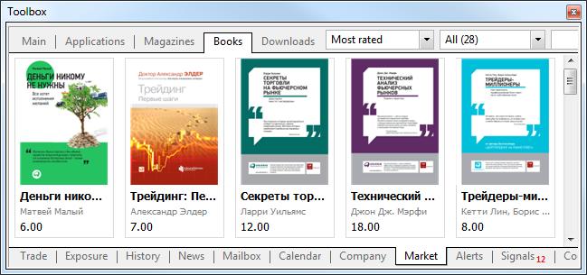 market books