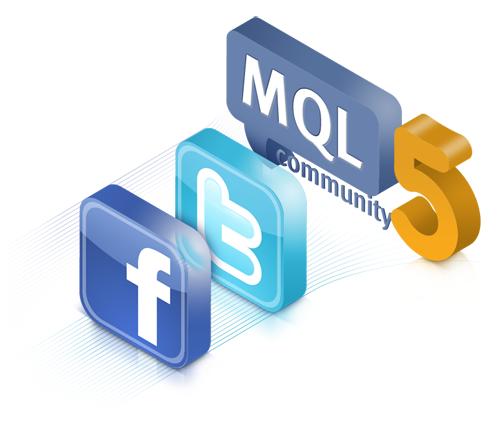 MQL5.Community in Social Networks