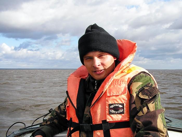 Победитель ATC 2010 Борис Одинцов (bobsley)