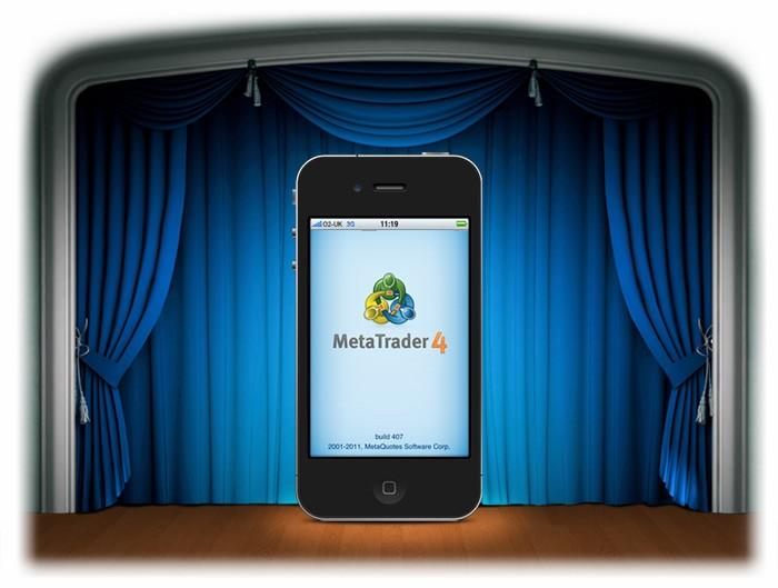 MetaTrader 4 iPhone - A New Mobile Trading Platform