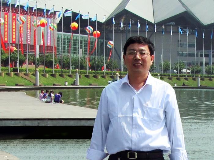 Участник ATC 2011 Гэ Сэньлинь (yyy999)