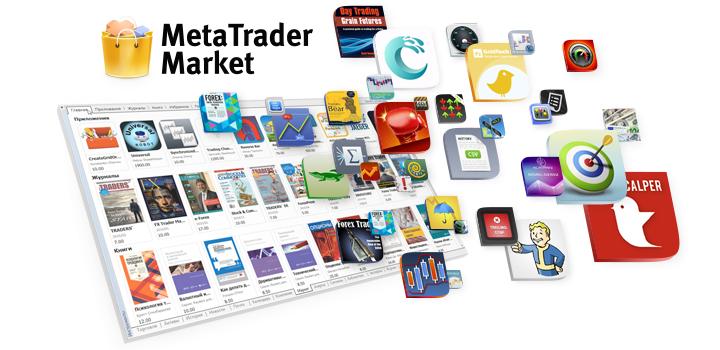 5 000 торговых приложений в MetaTrader Market