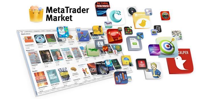 ¡5 000 aplicaciones de trading en MetaTrader Market!