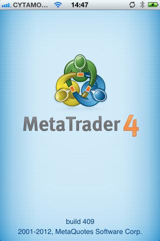 Мобильная платформа MetaTrader 4 для iPhone уже скоро!