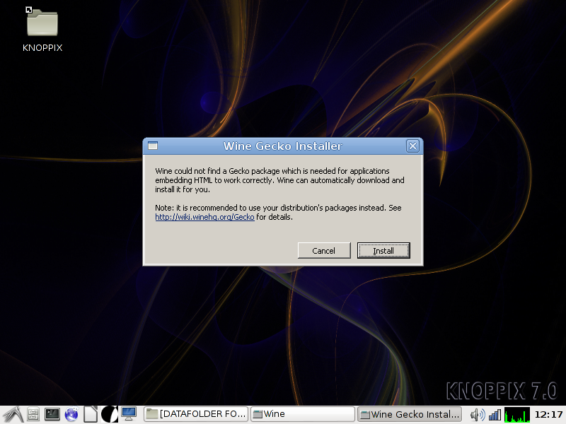 SOLVED] PlayOnLinux Installation Problem - Requiring proxy during  installation - MT5 - General - MQL5 programming forum