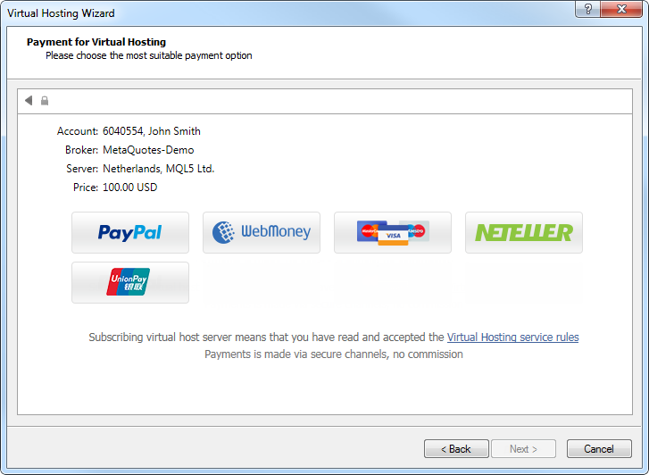 New MetaTrader 4 Build 880: Web Trading, One-Time Passwords