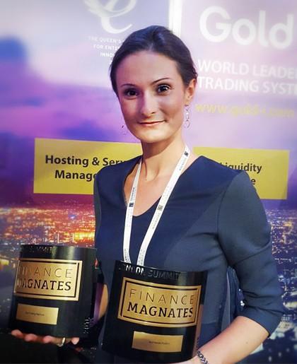 Marzena Xanthou, MetaQuotes 代表