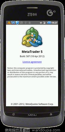 MetaTrader Version