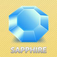 Sapphire Gold