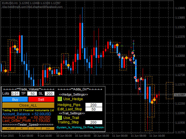 Trader Simulator