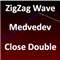 ZigZag Wave Medvedev Close Double