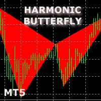 Harmonic Butterfly MT5