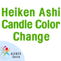 Heiken Ashi Candle Color Change Alerts Serie MT4