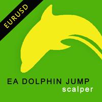 EA Dolphin Jump Green