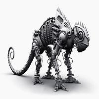 Robot Parazit