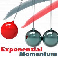 Exponential Momentum