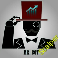 Mr Bot Scalper for MT5 Indice e Dolar Br