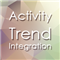 Activity Trend Integration