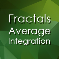 Fractals Average Integration