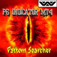 WY Pattern Searcher P6 I MT4