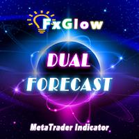 FxGlow Dual Forecast MT5