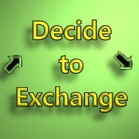 Decide to exchange