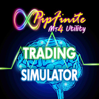 PipFinite Trading Simulator
