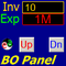 Binary Option Panel