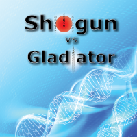 Shogun vs Gladiator