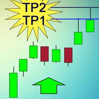 TakeProfit levels x2