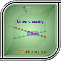 Lines crossing zone