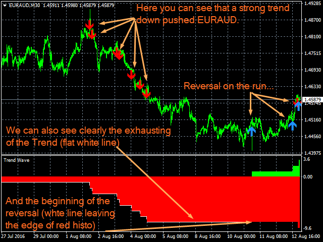 Forex magic wave indicator