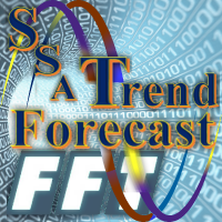 SSA Fast Trend Forecast
